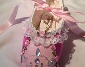 Clara (fancy dress) .... Decorated Pointe Shoe