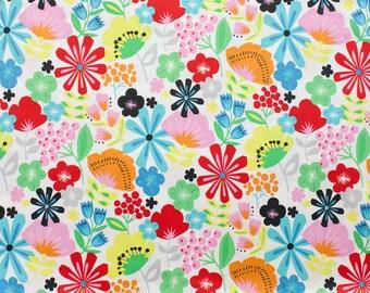 Alexander Henry - Pretty Poppy - Item #8330A - Natural Bright