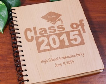 Personalized Graduation Memories Photo Album