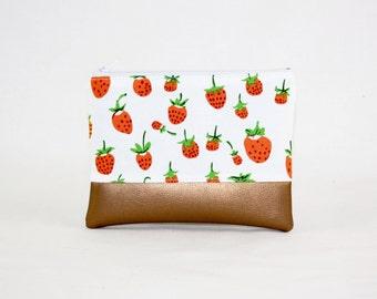 MIDI Bag - Strawberry copper