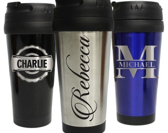 Travel Mug, Travel Tumbler, Custom Travel Coffee Mug, Travel Coffee Cup, Personalized Travel Coffee Mug, Coffee Tumbler, Coffee Travel Mug