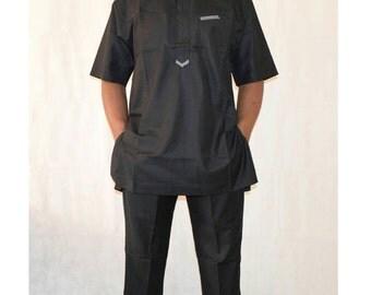 Men's occasion wear, African men's wear, African men's fashion,African designs, African men's clothing, Men's wear