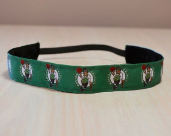 Non-Slip Headband - Celtics