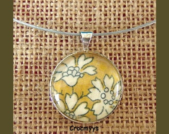 Necklace liberty capel brown