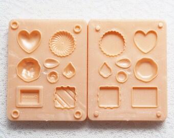 Chocolate Clay Mold