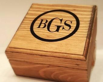 Groomsman Bestman Box