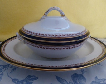 Copeland Spode tureen and large platter