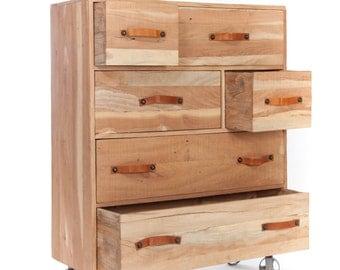 Design Dresser on wheels