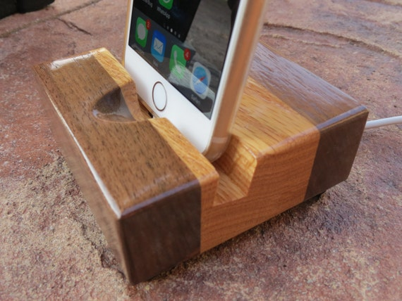 iPhone Docking Station - Locking Cable - ONE of a Kind