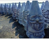 The Blue Gnome Brigade