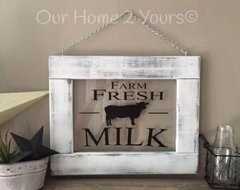Farmhouse Fresh Milk