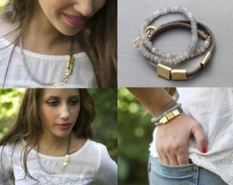 leather wrap bracelet, Bohemian bracelet, bohemian jewelry, Boho bracelet, Boho jewelry, best seller unique labradorite bracelet