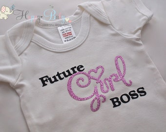 Unique Girl Bodysuit / Unique Baby Gifts / Baby Shower / UK seller