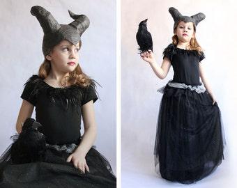 Maleficent skirt / costume