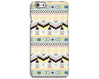 Tribal Chic Patterned iPhone Case