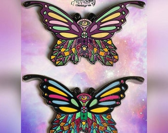 Crystal Butterfly Set