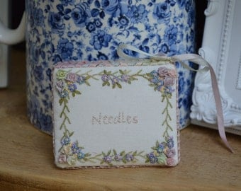 Needles and Pins Needle Book - complete kit
