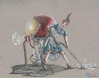 Steam Punk Lucy
