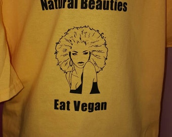 Natural Beauties Eat Vegan