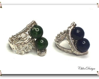 diy pdf Tutorial Wire Wrapping Ring Fantasy Jewelry casual,occasion,gemstone,silver,wire,gift,healing,Wicca,Reiki