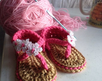 Baby Girl Casual Sandals