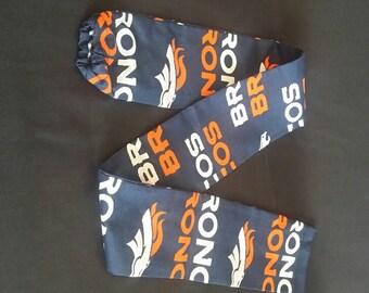 Denver Broncos NFL Football Stethoscope Cover Stethoscope Sock