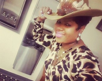 Beautiful Cowboy Hat