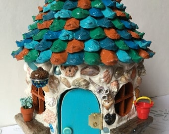 Fairy House, Driftwood Cottage