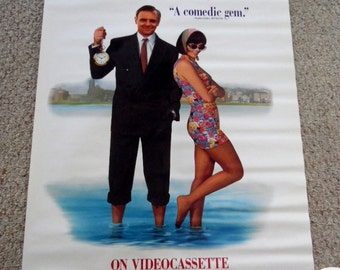 1993 Movie Poster, Anthony Hopkins, Efficiently Expert
