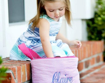 Personalized Easter baskets / Easter totes