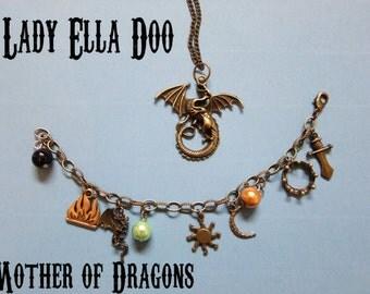 Mother of Dragons Bracelet