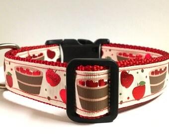 Bob for apples collar
