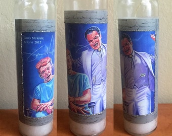 Death Spiritual Healing Candle