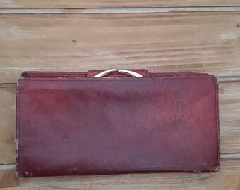 Retro Purse Vintage Wallet Retro Purse