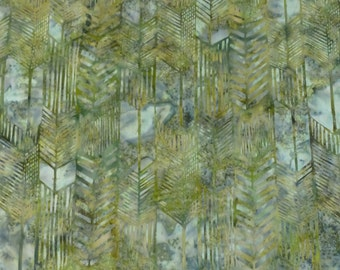 Hoffman Batik Bali Feathered Arrows Cypress-N2823-580~Cotton Fabric Fast Shipping,MB178