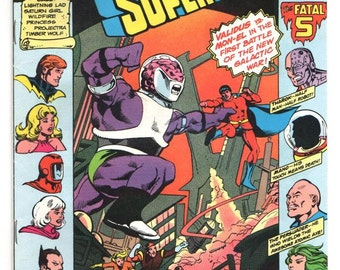 Legion of Super-Heroes - Issue's  269 283 301 304 - 1980 1983 - Bronze - Newsstand Direct U-PICK - Priced Each - DC Comics