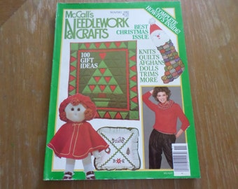 McCall's Needlework & Crafts Nov/Dec 1982