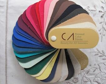 Color Alliance colour palette for Vivid Nova Winter