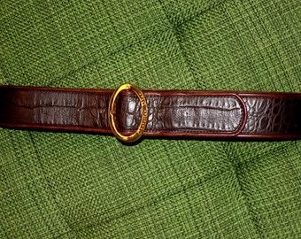Belt CHRISTIAN DIOR size 75