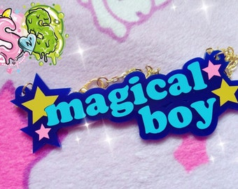 Magical Boy NECKLACE