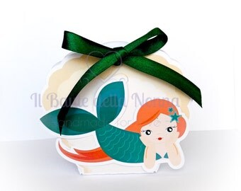 "Box cardboard boxes ""favor"" Mermaid ""(article 89)"