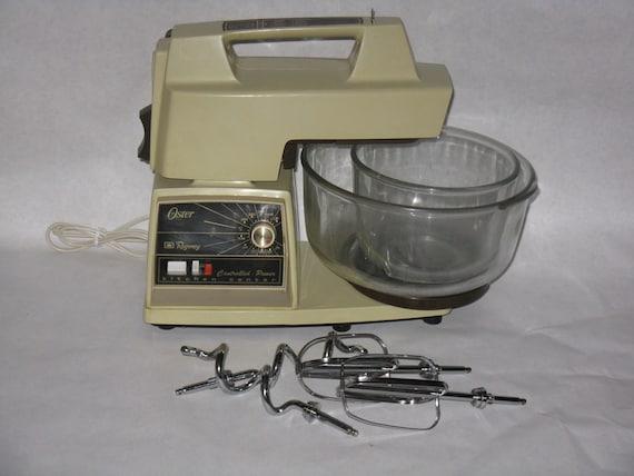 Attachments For Oster Regency Kitchen ~ Vintage oster regency stand mixer kitchen center blender food