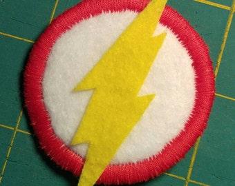 DC Comics The Flash Badge