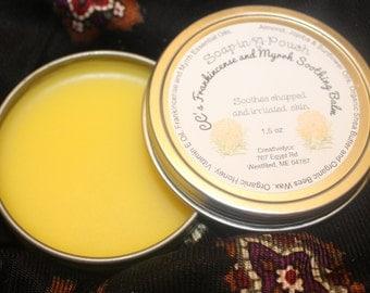 Frankincense and Myrrh Soothing Balm