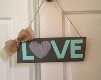 Wooden Door Hanger