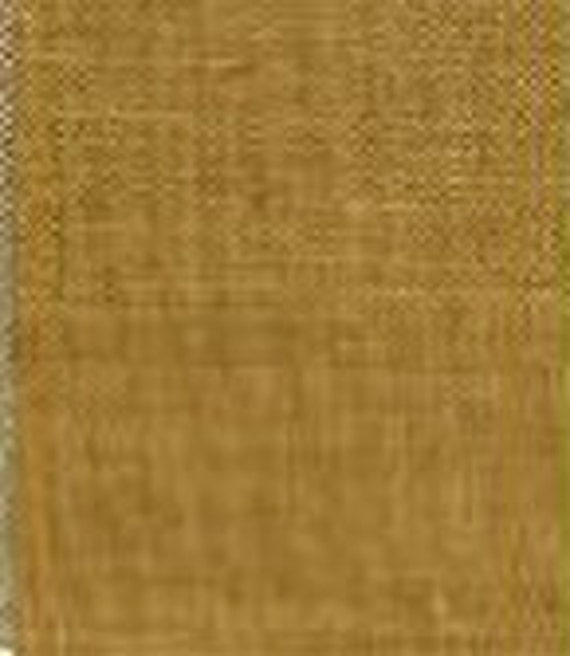 "FQ 18"" x 22"" SHOT COTTON  in Tobacco (gold brown) SC18 by Kaffe Fassett for Westminster"