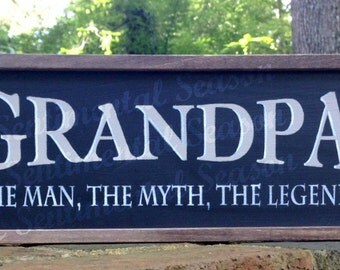 Grandpa the man the myth the legend shirtt shirt or tank grandpa signs grandpa the man the myth the legend sciox Gallery
