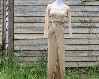Formal and Comfy Maxi Dress