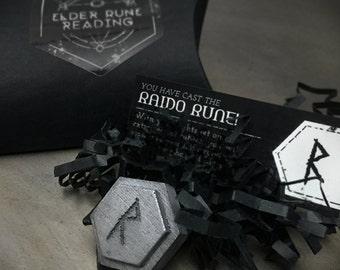 Individual Rune Reading