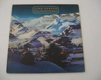John Denver - Rocky Mountain Christmas - Circa 1975